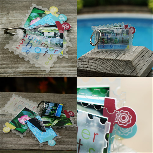 Summer shots 2008 mini album