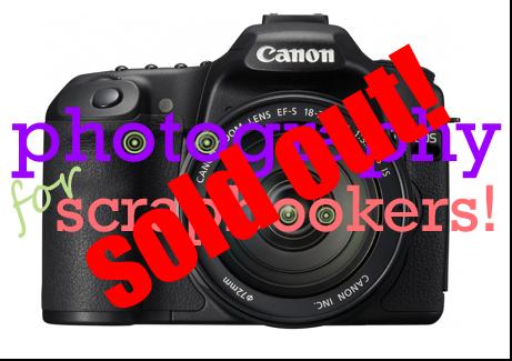 Class description photo-sold out