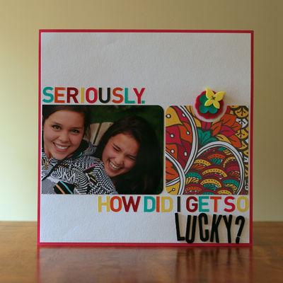 Lucky - October 08