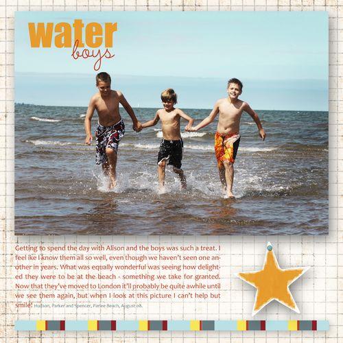 Boys of summer - web