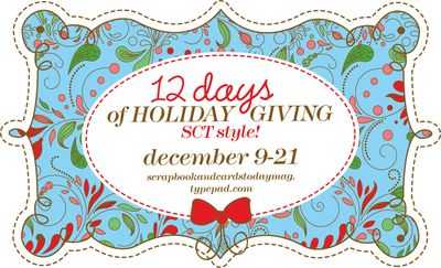 12 days of holiday giving