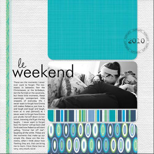 Le weekend-web